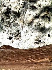 Costillas de arena 1 (Sili[k]) Tags: beach stone sand playa arena almera piedra genoveses