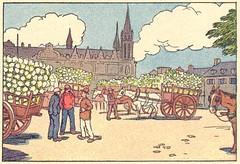 marché choux-fleur (Bretagne)