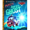 Mater and the Ghostlight Book Cover