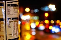 Rush Hour (turgidson) Tags: ireland dublin 50mm minolta bokeh f14 sony busstop 5d rushhour dynax dslr publictransport timetable maxxum konicaminolta dublinbus primelens dynax5d km5d 50club bokehlicious sal50f14 sony50mmf14 busathacliath removedfrom1to5faves