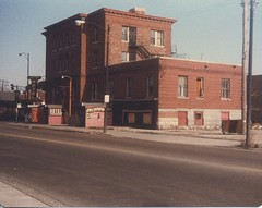 Jakter Hotel at West 47th Street and South Kedzie Avenue. New Years Day 1983.