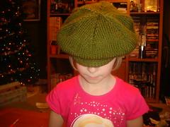 Kyran's hat 009