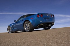 2009 Corvette ZR1 Fotos