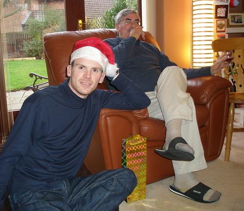 David and Dad