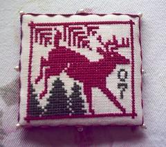 the prairie schooler-Ornament vorn