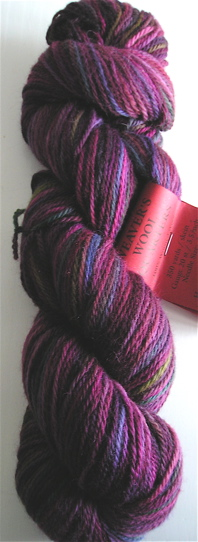 Mountain Colors Weaver's Wool Quarters - Raspberry