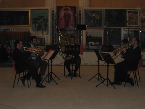 Foggy Brass Quintett