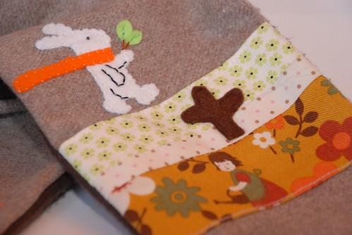 wool scarf by kwoozy 2