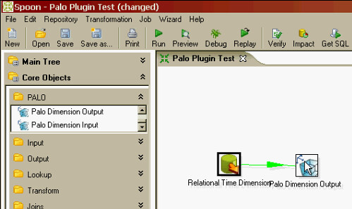 Kettle Palo Plugin