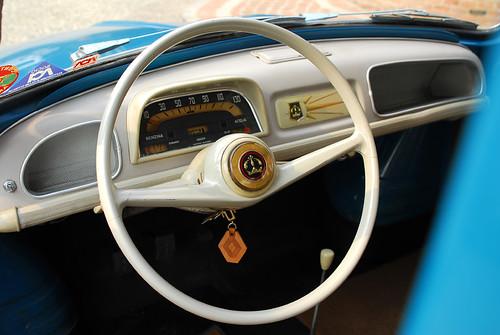 1965 Renault Dauphine Gordini.