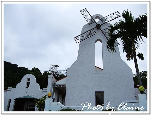 台東風車教堂