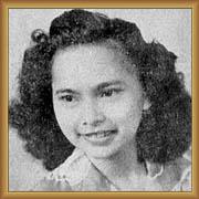 1946 Miss SU PATRIA OBSEQUIO