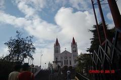 baguio cathedral (kaleidescope2008) Tags: baguiocity stlouisgirlshighschool
