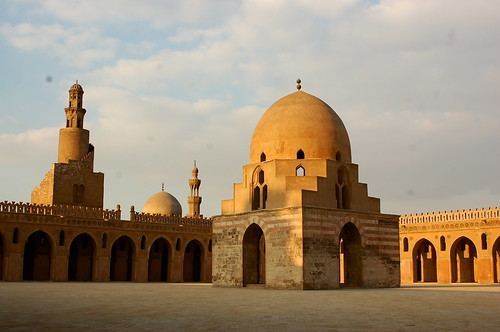 Mosque of Ibn Tulun (???? ???? ?? ?????), Cairo