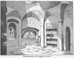 Katakombenkapelle aus S. Agnetis mit Luminare