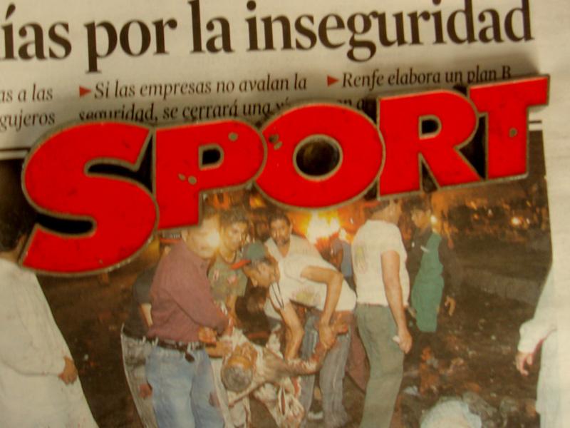 Gruesome Sport