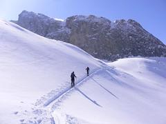 Skitour auf die Nestspitze