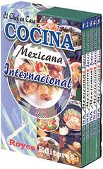 El Chef en Casa Cocina Mexicana e Internacional 5 Vols · RoyceShop