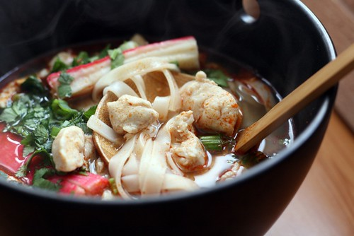 Tom yum gai 1
