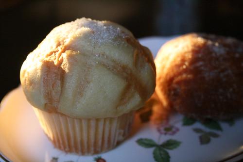 Crispy Briocheと Brioche Donut