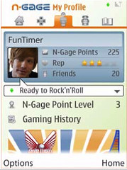 N-Gage: My Profile