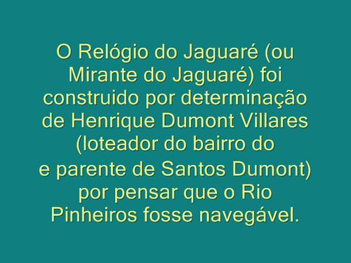 Relogios Dumont