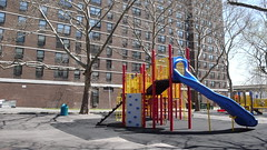playground, Rutgers Houses by 2613 say yeah!, on Flickr