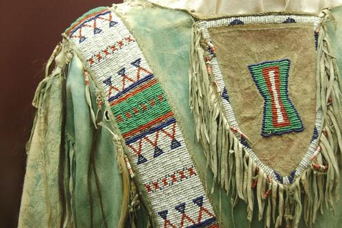 Intricate Beading (Woolaroc Museum)