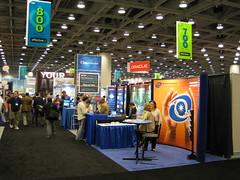 Web 2.0 Expo Exhibit Hall