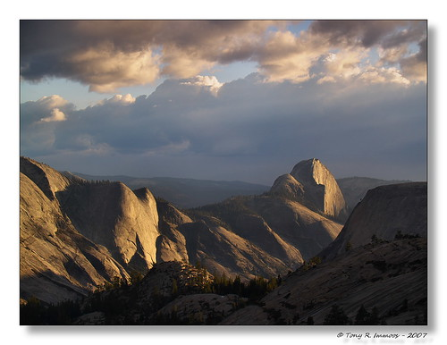 Photo of the Day: Tenaya Canyon, Half Dome by Tony Immoos