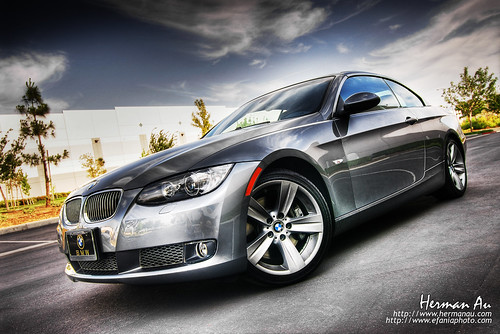 BMW 335i Convertible (by hermanau)