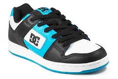 DC Shoes (Eric Wolfe) Tags: california blue usa white black feet leather shoes unitedstates footwear products fullerton manteca dcshoes original:filename=200511043703jpg