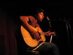 Willy Gantrim at Jalopy