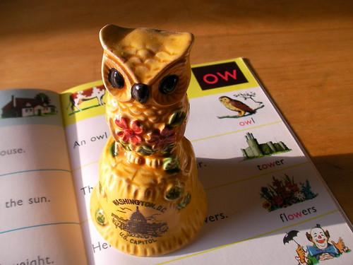 owl bell 1