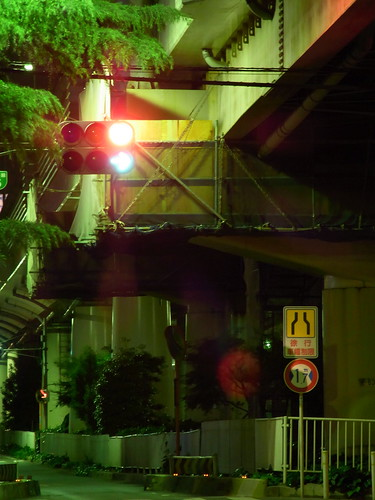 RICOH CX1 Night Shot by Nightscape Mode 2