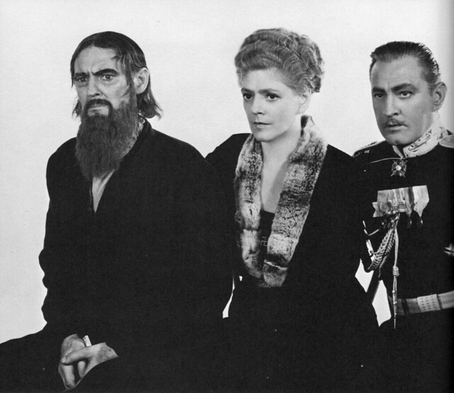 Lionel, Ethel and John Barrymore