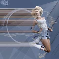 Wired (Eve Livesey) Tags: design graphic surreal fantasy montage idream vision100 visionquality