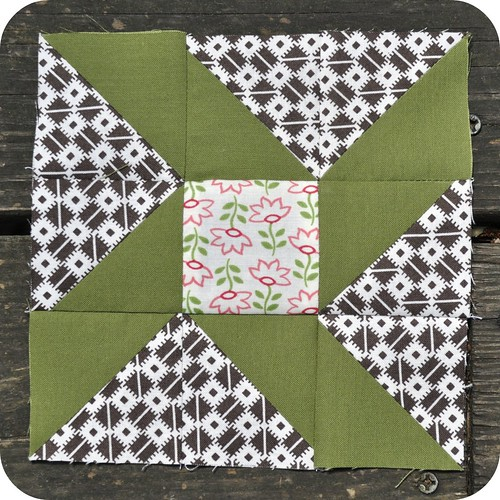 Farmer's Wife | Block #9