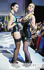 Oxford Fashion Week - Lingerie Show, Malmaison, Oxford 06-03-14