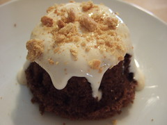 S'more Cupcake (Merry Antoinette) Tags: cake dessert chocolate homemade cupcake smores scratch