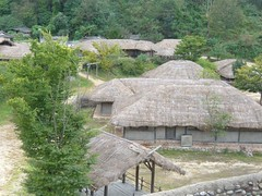 Village folklorique de Andong (jo_la_star) Tags: coree andong