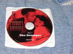 The Stranger (sweet mustache) Tags: red movie dvd thestranger orsonwells