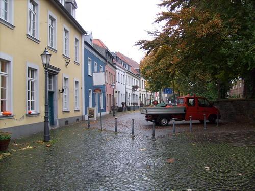Cute little street, Xanten