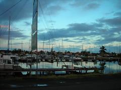 rodney bay marina 6am