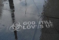 god still loves us - sweet graffiti