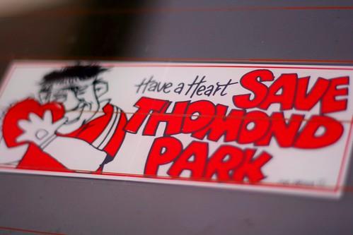 Save Thomond Park