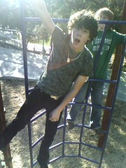 _nick at the parkkkkk omnipod (hbfrares1) Tags: hello beautiful brothers jonas rares fansite