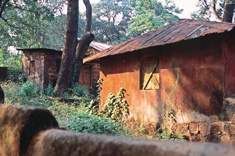 Old House, Matheran.