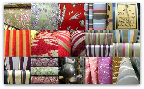 discovering the beautiful fabrics of the halle saint pierre area