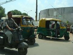 インドの道路